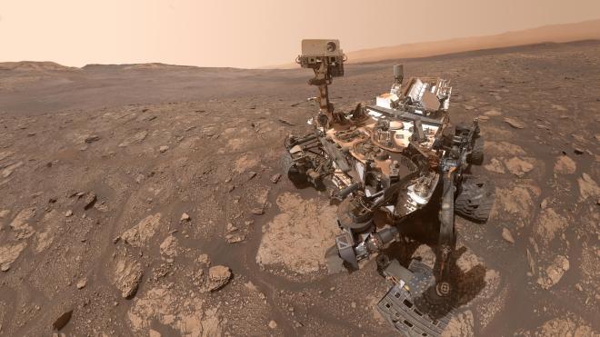 Perseverance підтвердив існування озер на стародавньому Марсі