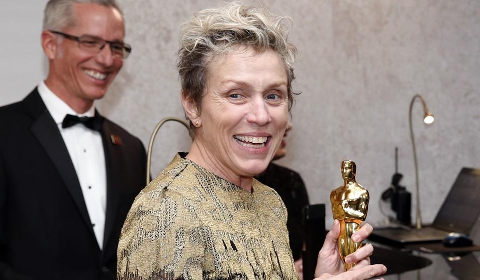 Оскар-2019. Найкращі актриси