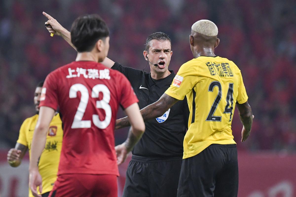 Втрачений рай. В китайському футболі обрізають зарплати