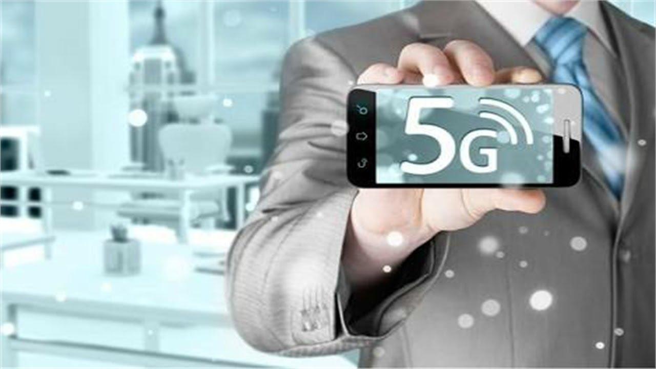 5G-смартфони на ринку з'являться уже в 2019 році