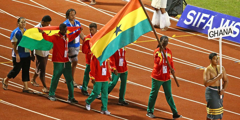 Спорт – він і в Африці спорт