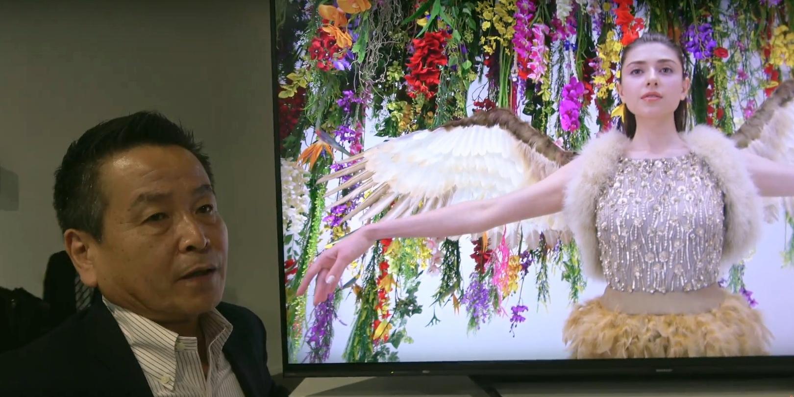 Sharp представив телевізор максимальної реальності (ВІДЕО)