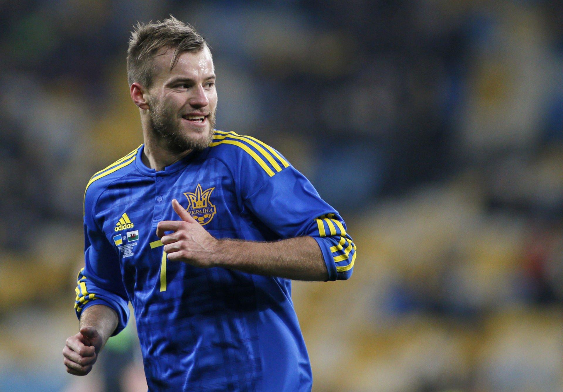 Україна перервала 6-матчеву серію поразок на Євро