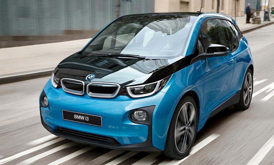 9 нових електромобілів від BMW