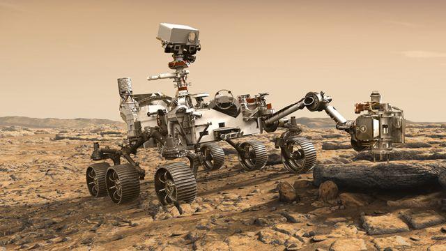 NASA підтвердило, що марсохід Perseverance запечатав перший зразок породи для повернення на Землю