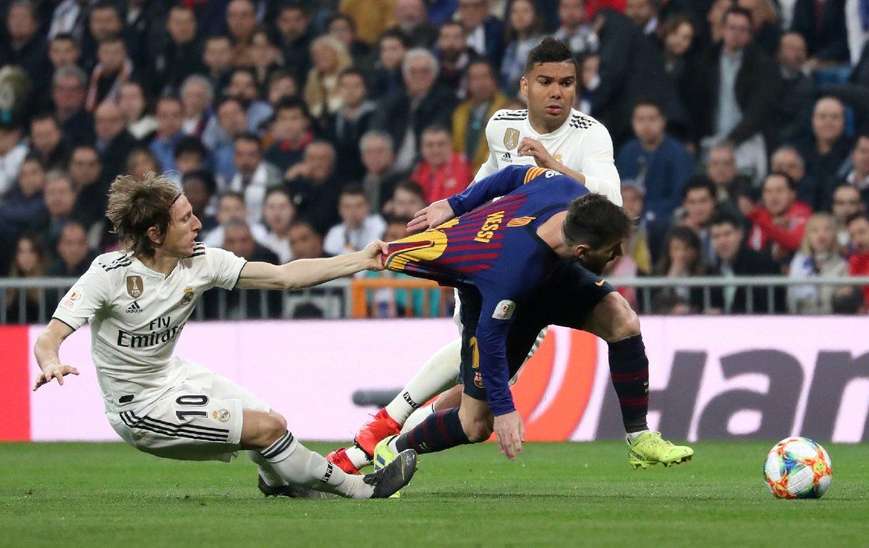 Затяті вороги в футболі