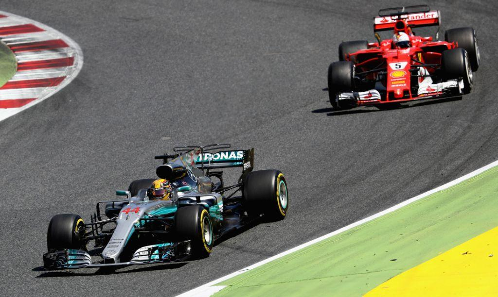 Формула 1 – претендента два