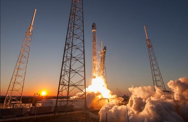 Маск запустив у космос супутники для «глобального Інтернету» (ВІДЕО)