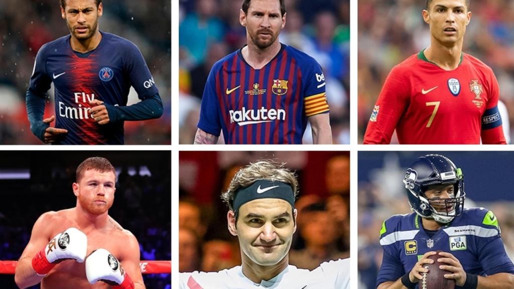 Найбагатші спортсмени світу