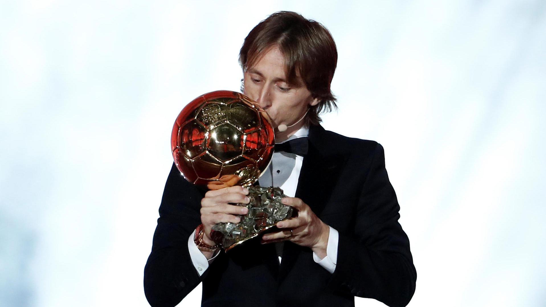 Золотий м'яч для Східної Європи