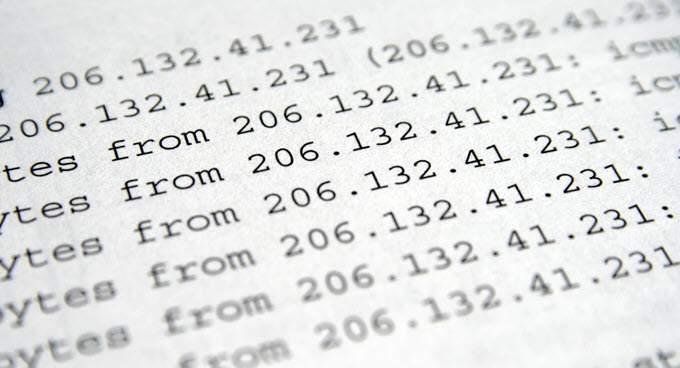 Як визначити свій IP