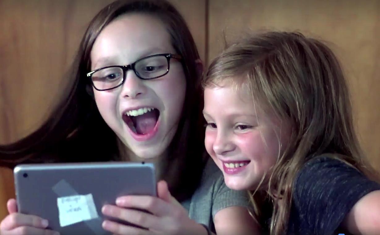 Facebook створив месенджер для дітей (ВІДЕО)