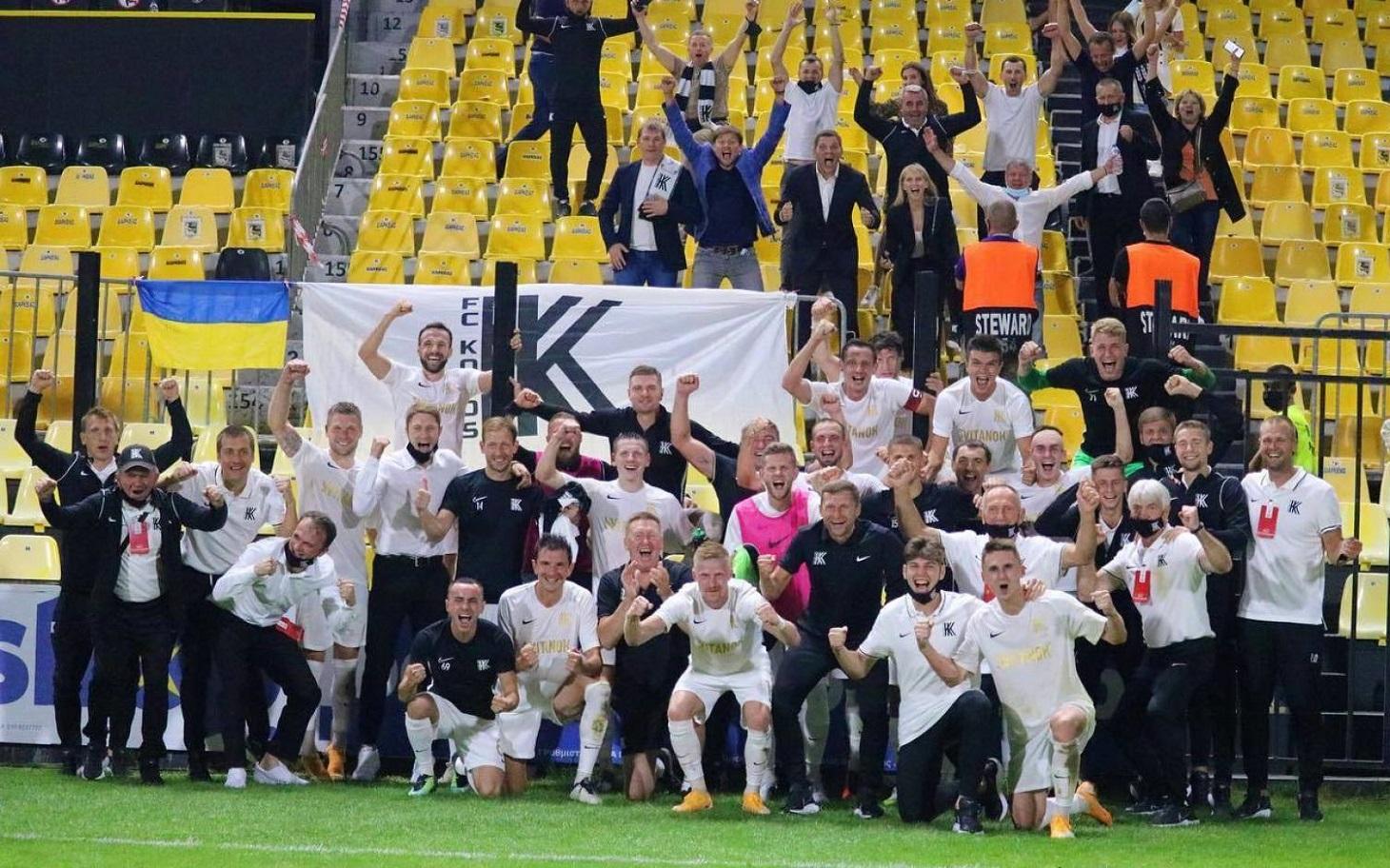 «Колос» продовжує похід за Лігу Європи. Після Греції – Хорватія