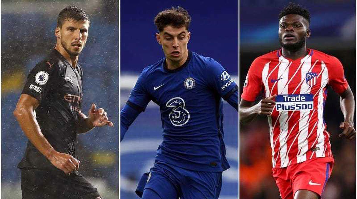 Англія скуповує найдорожчих футболістів