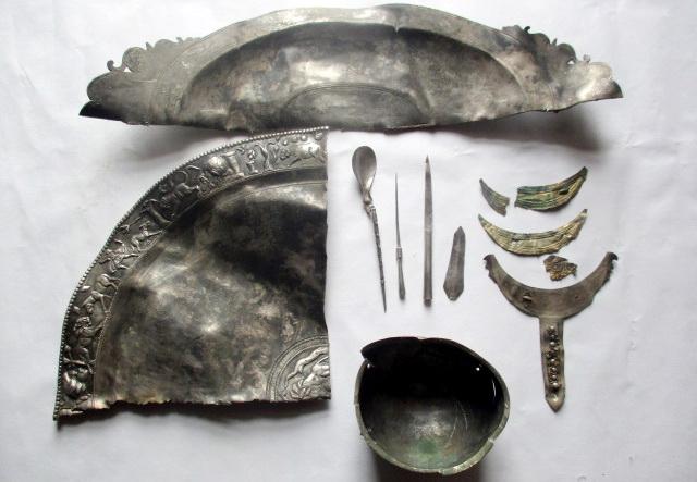 З аукціону у Німеччині мало не продали унікальний скарб, знайдений в Україні
