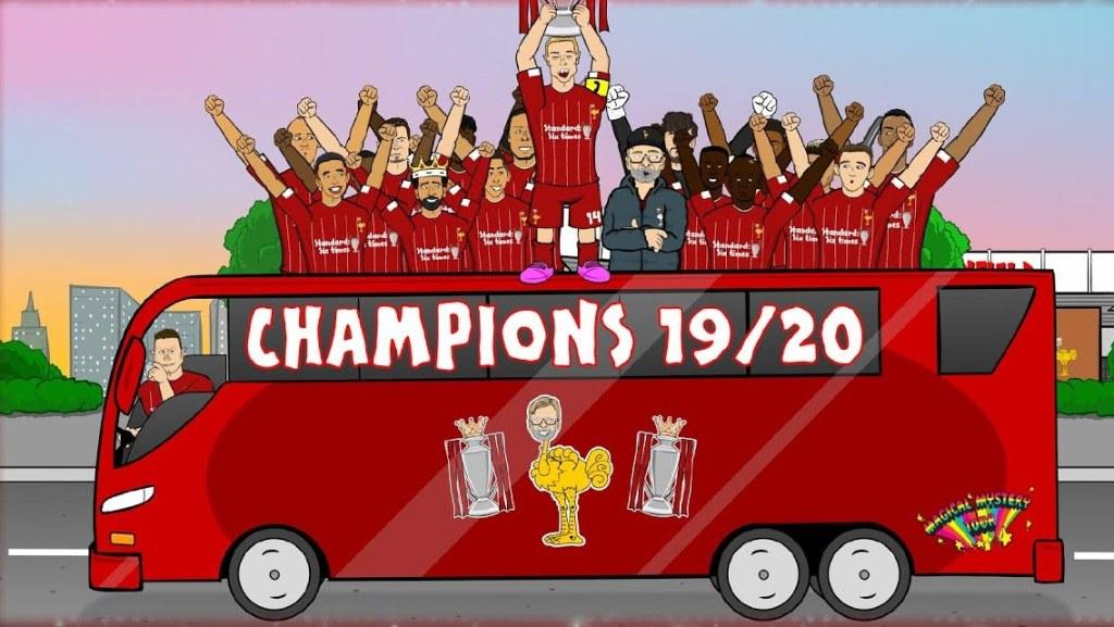 «Ліверпуль», «Баварія» та «Шахтар» чемпіони. Хто з ними?