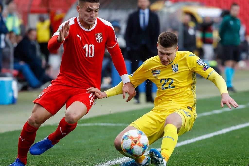 Гравець збірної України переїде в Англію