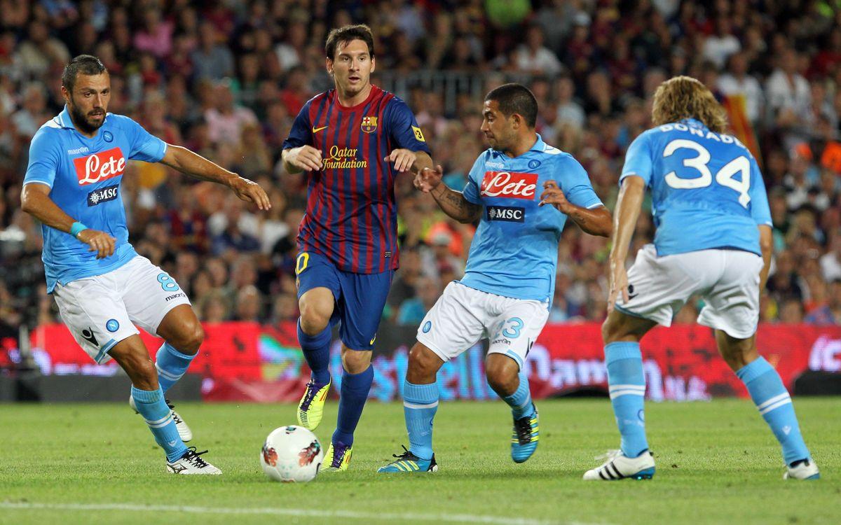 «Челсі», «Баварія», «Наполі» та «Барселона». Ліга чемпіонів знову тут