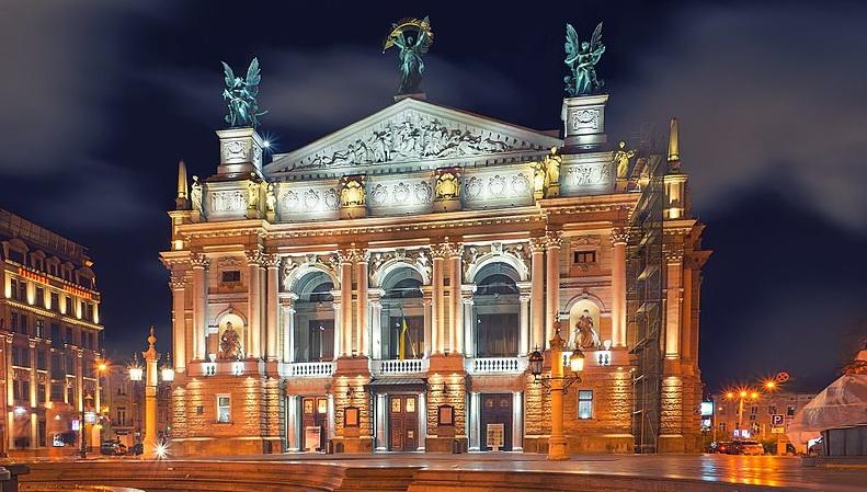 Фото Львівської Опери визнали найкращим на міжнародному конкурсі