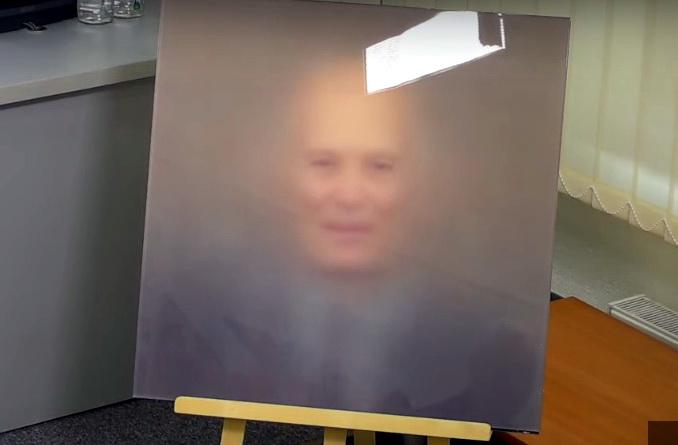 Суперкомп'ютер «намалював» унікальний портрет Бориса Патона