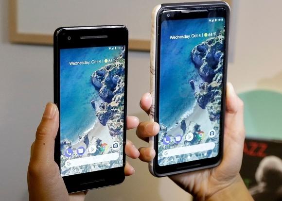 Google показала смартфон з кращою камерою за iPhone 8 (ВІДЕО)