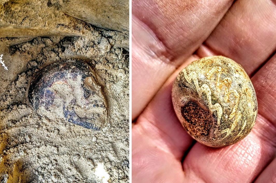 Мешканець Львівщини на власному городі знайшов ймовірний давньоримський могильник