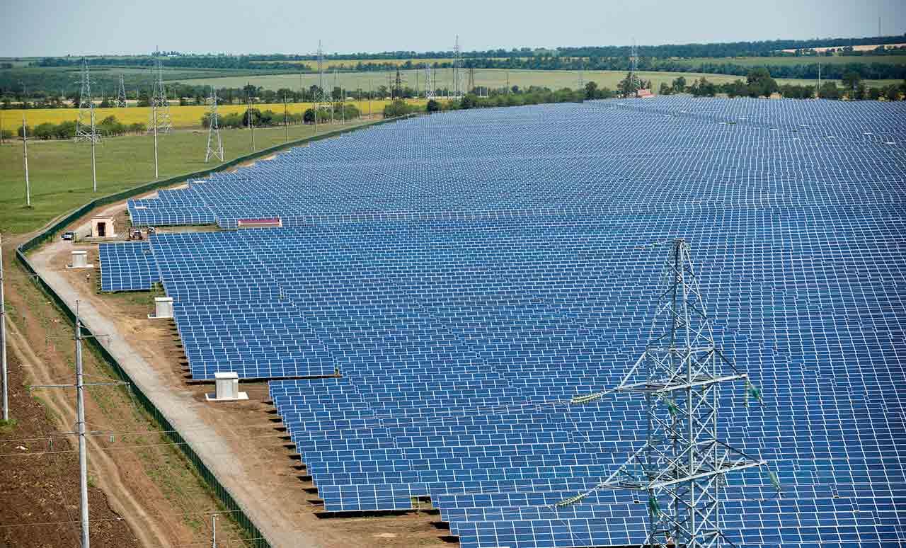 Французи пропонують збудувати гігантську сонячну електростанцію у Чорнобилі
