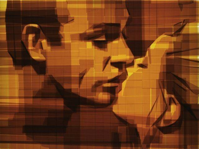 Екс-киянин «малює» дивовижні картини скотчем (ФОТО)