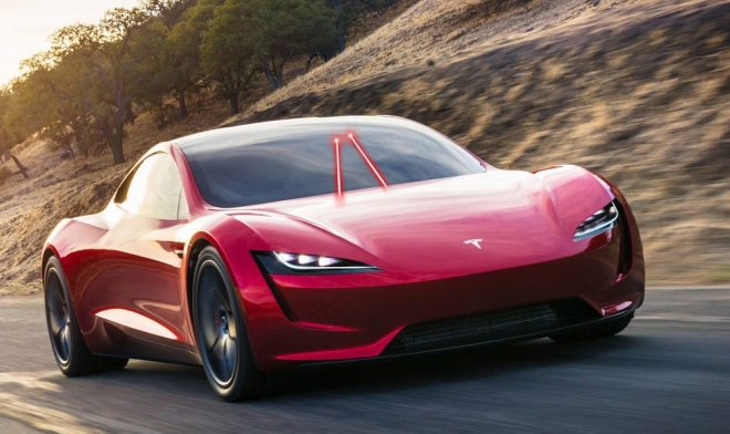 Tesla запатентувала лазерні автомобільні двірники