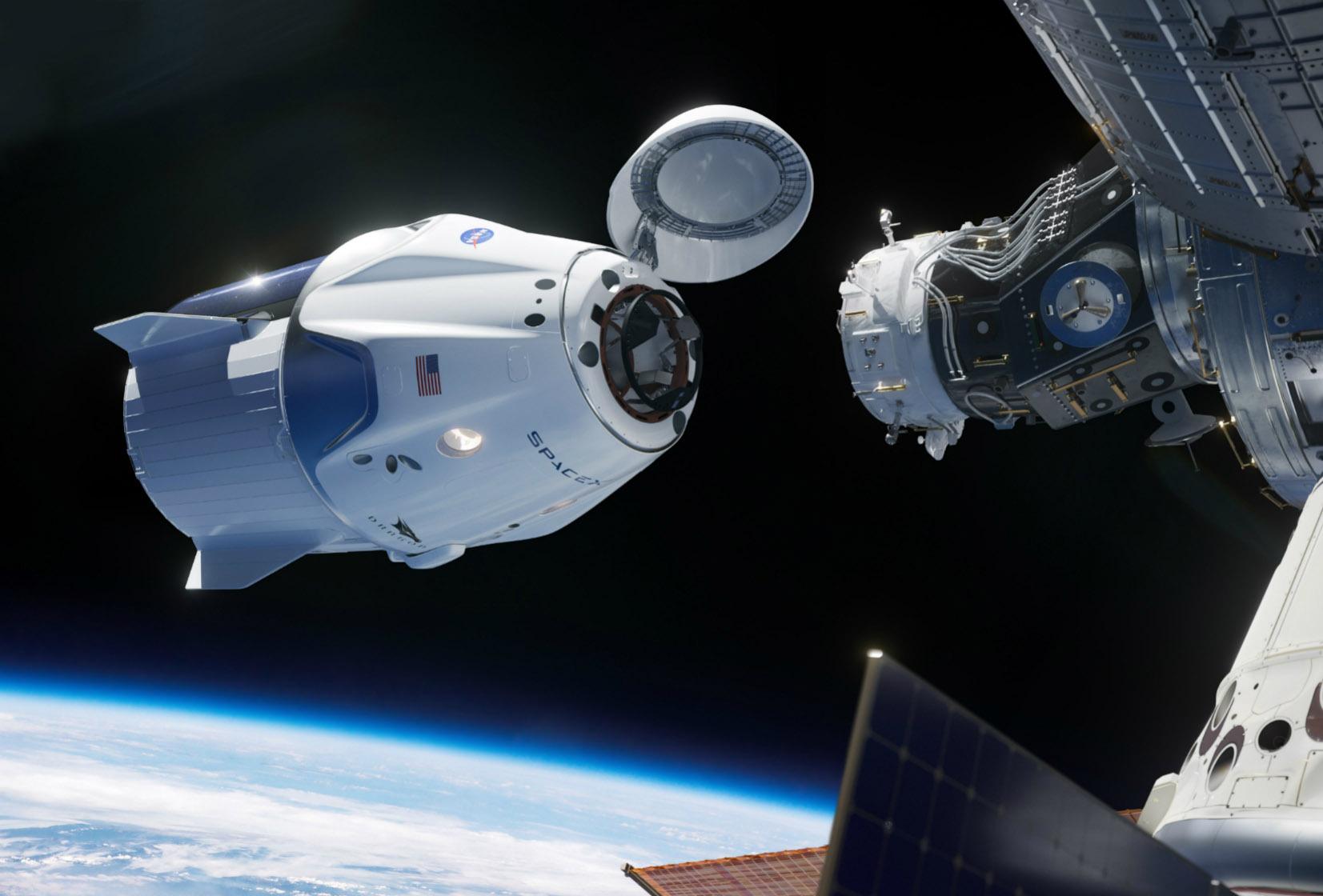 Запуск Crew Dragon: де і коли подивитися трансляцію