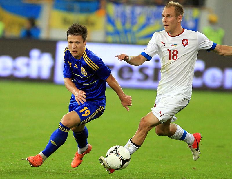 Україна проти Чехії. Хто кого?