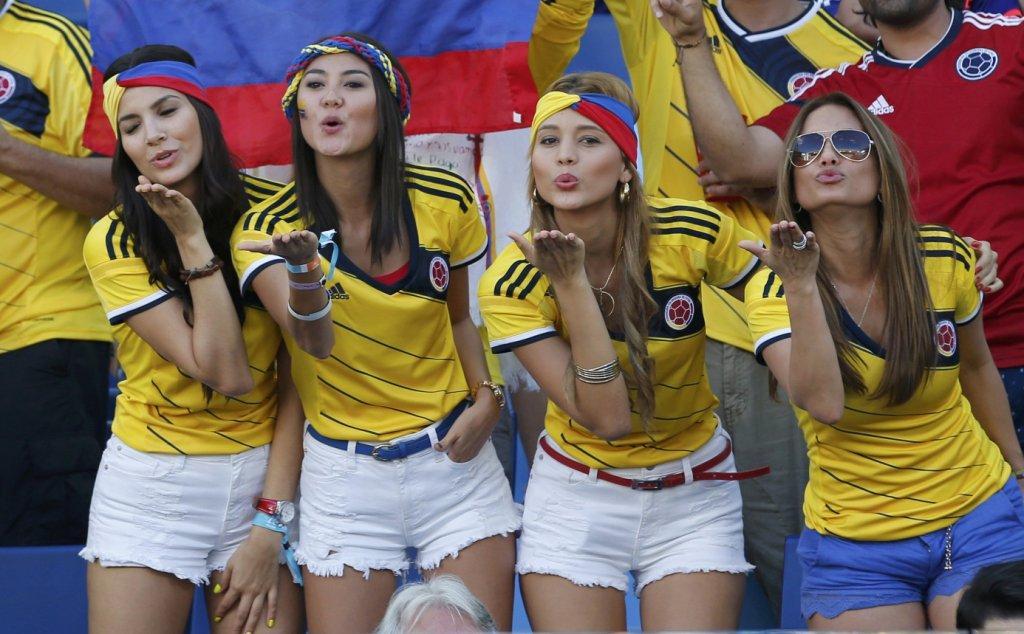 Жіночі обличчя чоловічого футболу