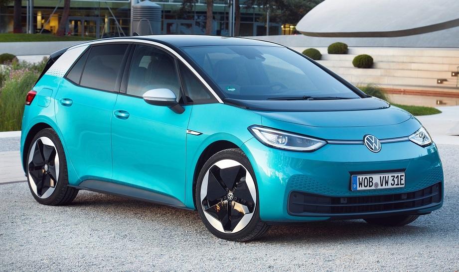 В електромобілів Volkswagen ID.3 значні проблеми з якістю (результати тестувань)